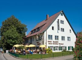 Hotel Seewirt, Nonnenhorn