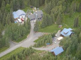 Caribou Crossing Cabins, Soldotna