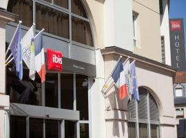 ibis Poitiers Centre, Puatjē