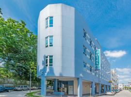 Hotel 81 Osaka, Singapour