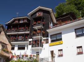 Hotel Edelweiss, Bognanco