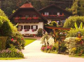 Blumenpension Strauss, Ossiach