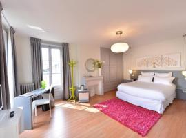 Chambres d'hôtes Villa Pascaline, Clermont-Ferrand
