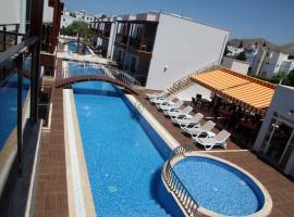 Siesta Garden Apart Hotel, Тургутрейс