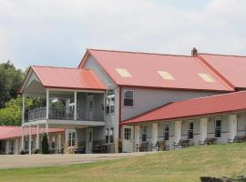 Golden Knight Inn and Suites, Rock Stream