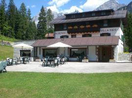 Hotel Villa Ines, Borca di Cadore