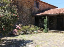 Casa Calvo, O Pino