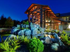 Sunrise Ridge Waterfront Resort, Parksville