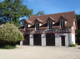 Manoir Saint Hubert, Machault
