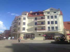 Hotel Śródmiejski, Zielona Góra