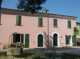 Casa Galassi, Savignano sul Rubicone