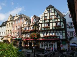 Hotel Burgklause, Lincas prie Reino