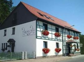 Pension Garni Zum Felsenkeller, Nordhausen
