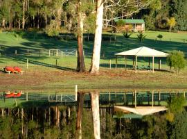 Diamond Forest Cottages Farm Stay