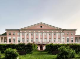 Seliger Palace Hotel, Novie Eltsy