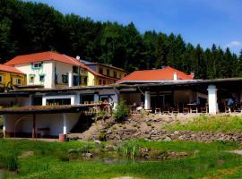 Hotel Hüttenmühle Hillscheid, Hilšeidas