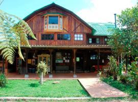 Sachatamia Lodge, Mindo