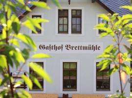 Gasthof & Pension Brettmühle, Königswalde