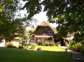 Manoir de la Vente de Rouville, Mesnil-Raoul