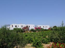 Marili Apartments Studios, Parasporos