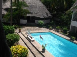 Papillon Beach Apartments, Bamburi