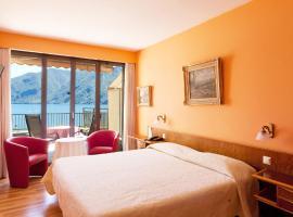 Hotel Nassa Garni, Lugano