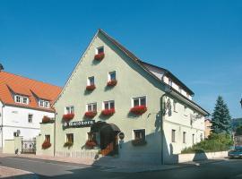 Hotel-Restaurant Waldhorn, Weingarten