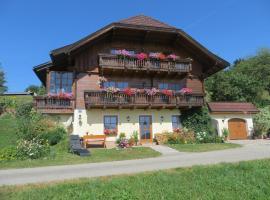 Ferienwohnung Brigitte Perner, Nussdorf am Attersee