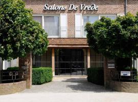 Hotel Salons De Vrede, Ichtegem