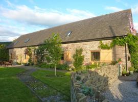 Old Radnor Barn, Talgarth