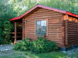 Teton Valley Cabins, Driggs
