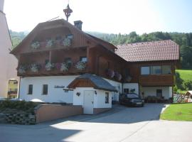 Lettmaierhof, Haus
