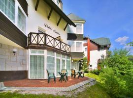 Pension Villa Stella, Špindlerūv Mlynas