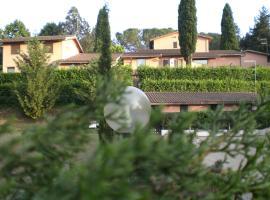 Villa di Christian e Michelle, Castel di Guido