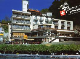 Hotel Eden au Lac, Brunnen