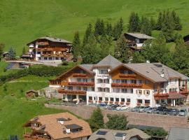 Hotel Interski, Santa Cristina in Val Gardena