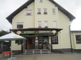 Hotel u d Restaurant Caldener Hof, Calden
