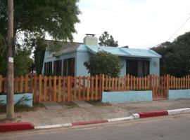 Casa PI, La Paloma