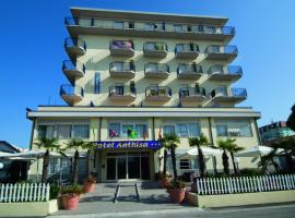 Hotel Anthisa, Lido di Savio