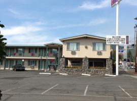 Knights Inn Motel, Grants Pass