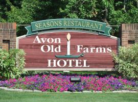 Avon Old Farms Hotel