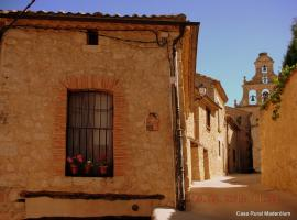 Casa Rural Maderolum, Maderuelo