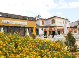 艾爾拉戈湖濱餐廳酒店, 阿爾科斯-德拉弗龍特拉