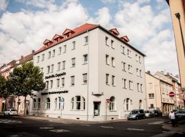 Aparthotel - Stadtvilla Premium, Schweinfurt