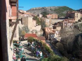 Los Palacios, Albarracín