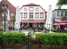 Wissers Hotel, Burg auf Fehmarn