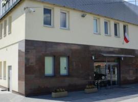 Hotel Ewita, Rašina