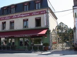 Hotel La Diligence, Honfleur