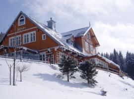 Chata Šohajka, Pec pod Sněžkou