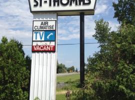 Motel St-Thomas, Joliette
